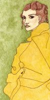 The Yellow Coat by lienertje