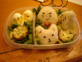 Bento! by HoneyAndVinegar