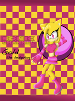 RQ: Gold the Hedgehog SC by JovialNightz