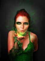 Poison Ivy II by Basistka