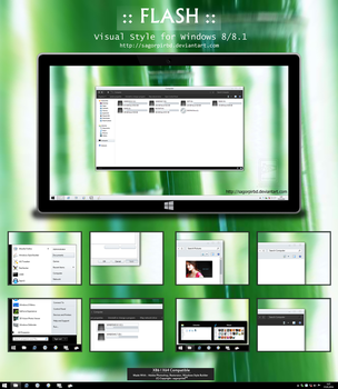 :: FLASH :: Final for Win 8/8.1 by sagorpirbd