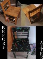 Before and After 1 by Beckylynne
