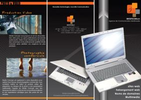 mediacomcept Brochure Designs2 by sidath