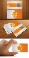 Business Card by Great-Design