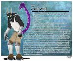 Xerxes Reference by Azadeth