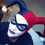 Handmade Harley Cowl by jokers-plaything