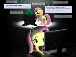 Thank You. by equinepalette