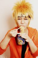 Uzumaki Naruto: Enjoyin the Jin Ramen by SasukeUzumaki666