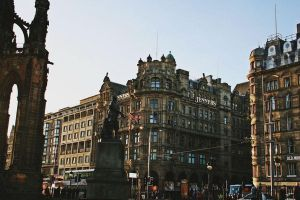 Princes Street (2) by bollatay