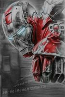 IRON MAN [3] by A-D-I--N-U-G-R-O-H-O