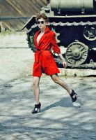 Make Fashion War by blooding