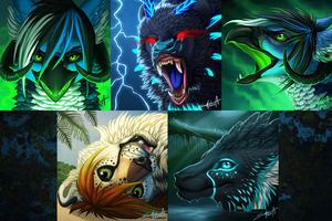 Icons 05 by TransparentGhost