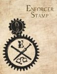 Turgonian Empire Enforcer Logo by eterniss