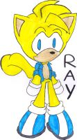Ray by TeaLadyC8LIN