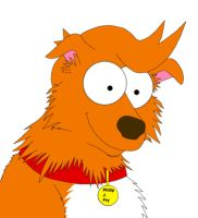 Fry As A Dog by MegBeth