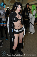 Black Rock SHooter Cosplay by MangaFreak150