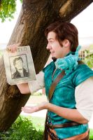 Flynn Rider Cosplay Wanted by Chingrish
