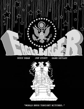 Eagleburger: Chapter 4: Cover: Redux by Eastforth