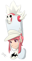 Kill La Kill - Nonon Jakuzure by EnterMEUN