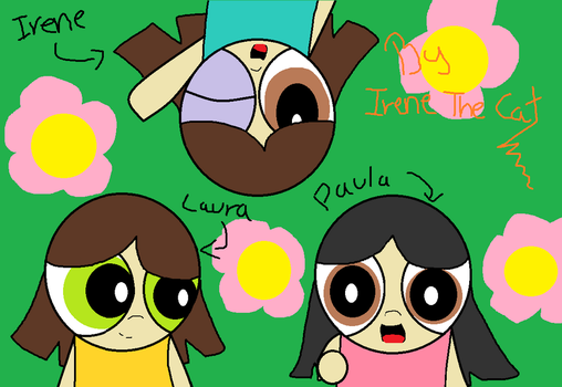 My team (ppg) by IreneThecat2001