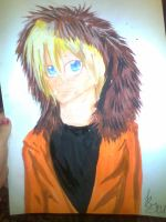 Kenny in painting  Full by Kahuluon