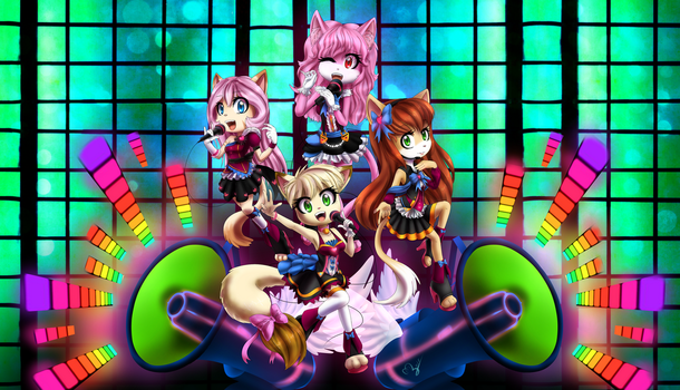 [CE] Little Idols Tails by fangirl-sonicteam