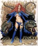 Madelyne Pryor by Reverie-drawingly