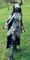 Skyrim: Nightingale Armor Cosplay by Cita555