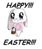 HAPPY EASTER!!!! by DJ-celtica