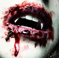 Vampy lips 2015 by Chuchy5