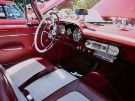 1958 Chrysler Saratoga dashboard by RoadTripDog
