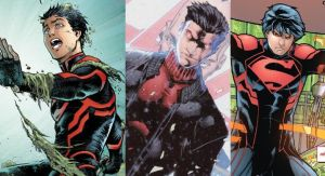 New 52 Superboy designs by nhrynchuk