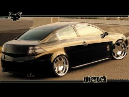 Renault Megane Sport Coupe Dub by phareck