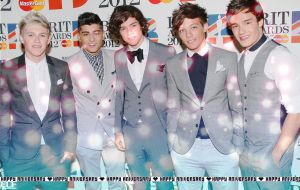 Happy Anieversary One Direction by MayerlingSwagB46