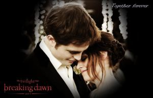 Bella Edward Wedding Poster by Tokimemota