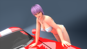 Ayane027up01 by maro03363
