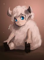 baby Sheep by 00Allen00