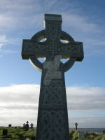 Celtic Cross by Saoirse-O-Sullivan