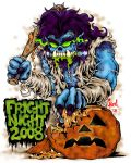 Fright Night full color by MonsterInk