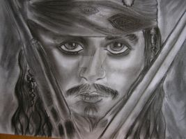 Pirate of the Caribbean by Mikla-9