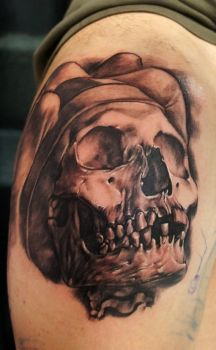 another skull by bhbettie