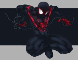 Spidey Beyond by bvcomics