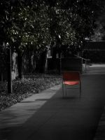 Mr. Red Chair by Best-Never-Knowing