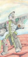 Thrust watercolor by Underbase