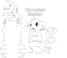 Ultimate Hamster Creator by MBPanther