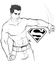 Super Boy by Project-Cow