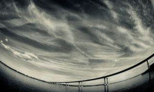 About a bridge and sky. by Naepharokhl