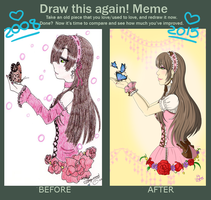 Lolita Before And After by Horu-chan