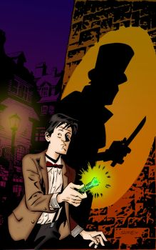 Doctor Jack the Ripper...? by topher208
