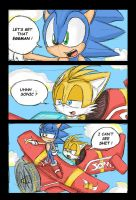 Sonic Fail: 6 - In The Way by RiotaiPrower